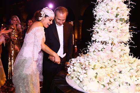 pasteles de boda  celebridades la boutique de