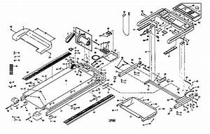 Unit Parts Diagram  U0026 Parts List For Model Wltl25070 Weslo