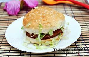 mcdonalds recipes burger
