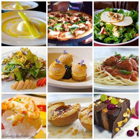 foreign cuisine san diego international restaurant row offers great best