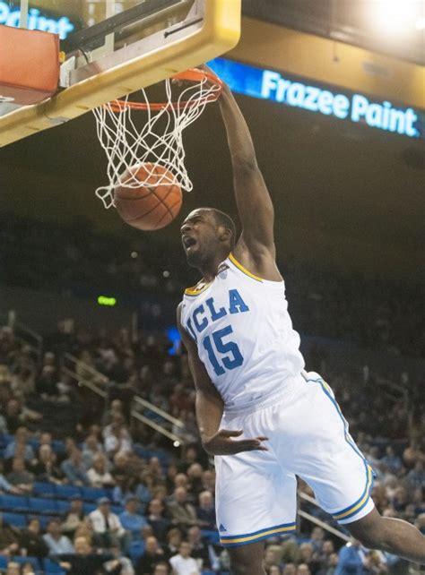 ucla basketball grabs easy win  washington state