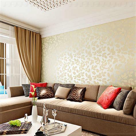 Wohnzimmer Gestalten Tapete by Wallpaper Designs For Living Room