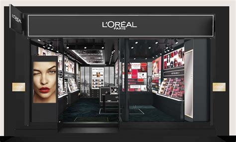 L Oreal l or 233 al expands retail presence with second store