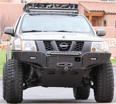gpdx build thread custom front bumper added page   generation nissan xterra