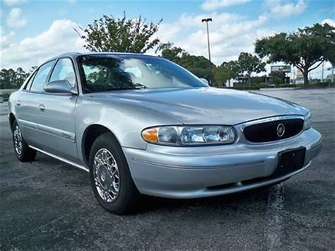 2001 Buick Century Transmission by Purchase Used 2001 Buick Century Custom Only 57k