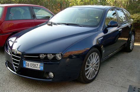 Filealfa Romeo 159 Sw Wikimedia Commons