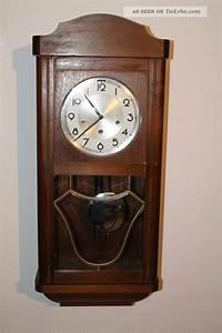 Wanduhr Mit Bildern : antike wanduhr regulator pendeluhr mit westminster schlag ~ Watch28wear.com Haus und Dekorationen