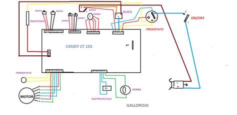 diagrama electrico de lavarropas ct548t carga superior yoreparo www apktodownload