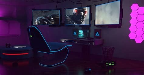 Vfw Creates Professional Gaming Room For Military Veterans