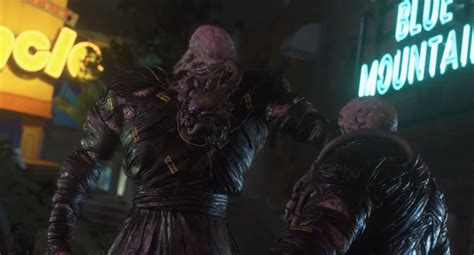 resident evil  remake demo mod turns  zombie