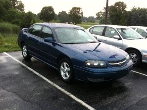 chevrolet impala ls   miles start   full  youtube