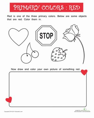 primary worksheet education 474 | primary red nature preschool