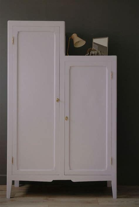 armoire asymetrique  atelier vintage