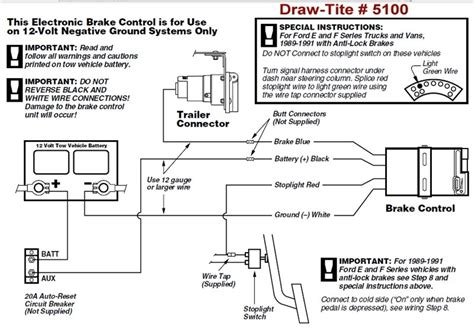 reese brakeman compact wiring diagram wiring diagram and schematic diagram images