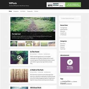 Wptuts free wordpress theme wpexplorer for Interior decor wordpress theme