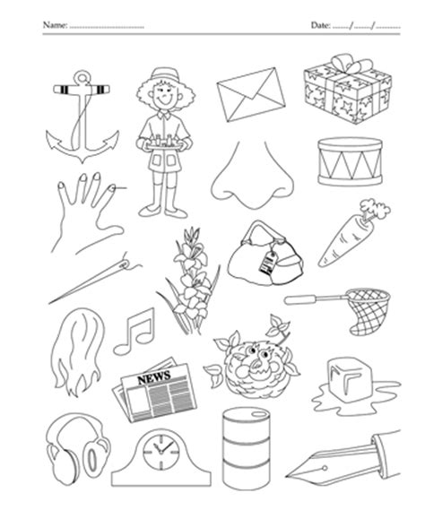 colors that start with the letter n color the picture which start with letter n printable 53264