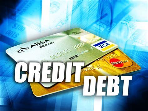 debt relief  exchanging credit card debt  tax