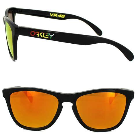 Sunglass Oakley Frogskin Vr46 cheap oakley sunglasses frogskins 24 325 polished black