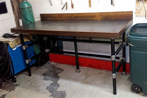 diy workbench ideas   garage  office