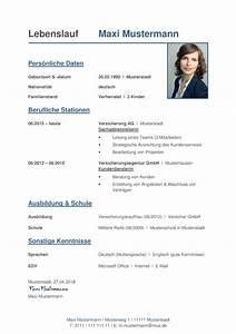 Bewerbung Ferienjob Student : tabellarischer lebenslauf vorlage kostenlose muster zum download ~ Eleganceandgraceweddings.com Haus und Dekorationen