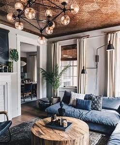 43, Cozy, Boho, Living, Room, Decor, Ideas