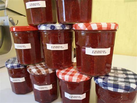 confiture de fraises maison passions et saveurs par aurore
