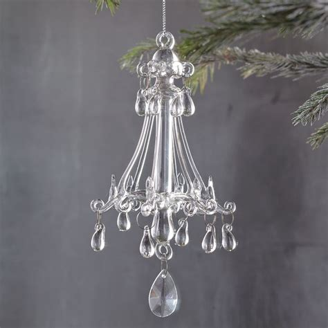 Chandelier Ornament by Our Favorite Ornaments Plum