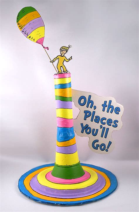 Oh The Places You Ll Go Decorations - create an oh the places you ll go decoration tepper