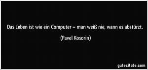 Was Ist Ein Laptop : das leben ist wie ein computer man wei nie wann es ~ Orissabook.com Haus und Dekorationen