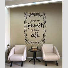 Vinyl Wall Decal Sticker Mirror Mirror On The Wall #osdc619