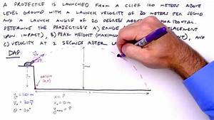 How To Solve Any Projectile Motion Problem  The Toolbox