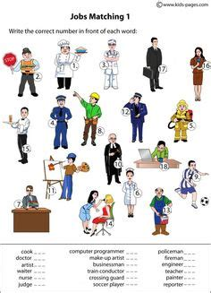 jobs  occupation images community helpers