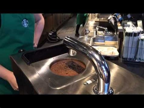 It's the clover, a commercial machine that has gained a cult following for the heavenly coffee it produces. Clover Coffee Machine Starbucks Demonstration At ...