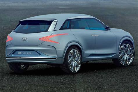 Hyundais Brennstoffzellen-Studie FCEV II | heise Autos