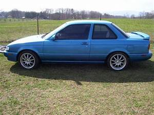 1992 Nissan Sentra Se-r  500 Firm