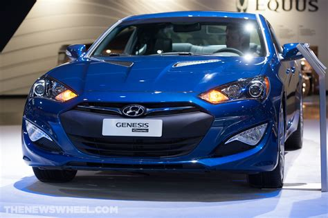 2014 Hyundai Genesis Coupe Overview - The News Wheel