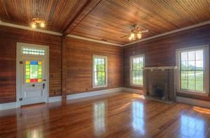 Pose De Faux Plafond : la pose de lambris au plafond ~ Premium-room.com Idées de Décoration