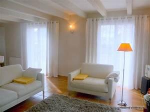Rideau Baie Vitree : deco rideau baie vitree ~ Premium-room.com Idées de Décoration