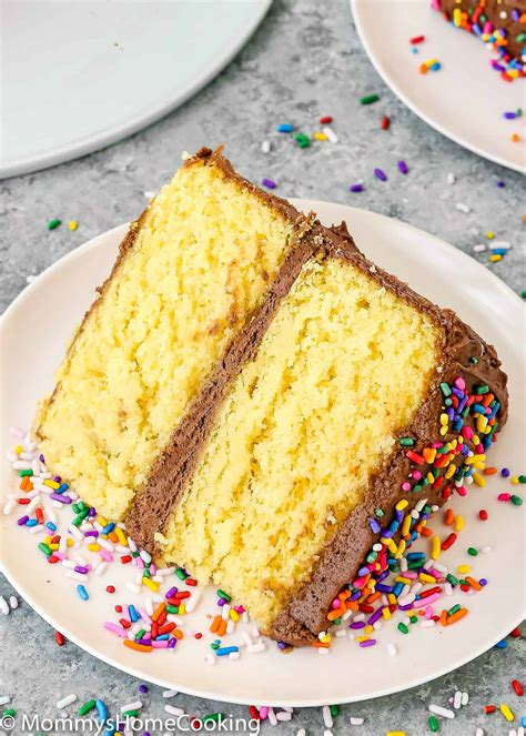 5.can i have any/much/some water,please? How to Make a Cake Mix Box without Eggs - Mommy's Home Cooking
