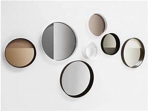 Runde Spiegel Mit Rahmen : runder spiegel zur wandmontage mit rahmen horizon by sovet italia ~ Bigdaddyawards.com Haus und Dekorationen