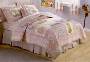 giddy up cowgirl horse girls twin quilt bedding new ebay