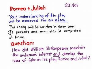 fulbright creative writing projects fate in romeo and juliet essay fate in romeo and juliet essay