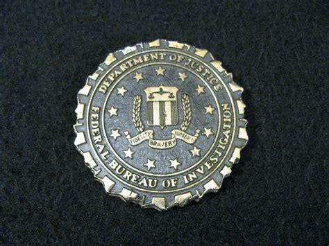 federal bureau of justice vtg dept of justice fbi coffee mug integrity fidelity