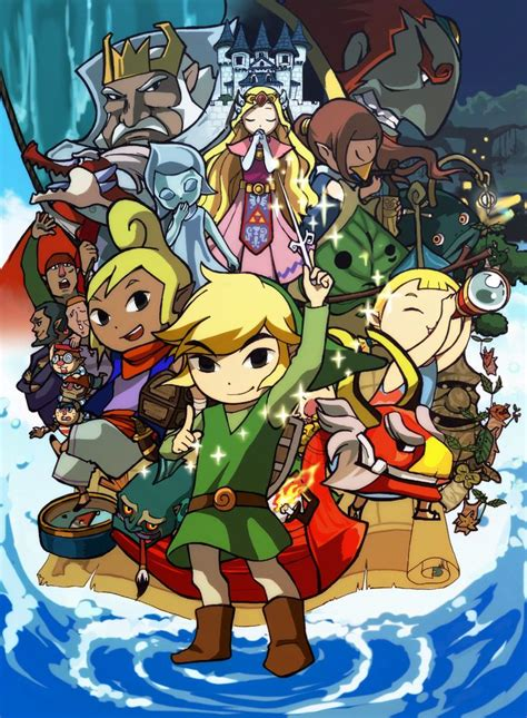 The 25 Best Wind Waker Ideas On Pinterest Zelda Legend