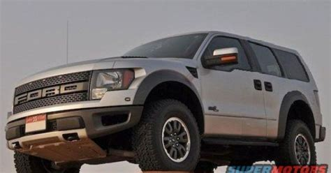 ford bronco raptor awesome cars review  photo