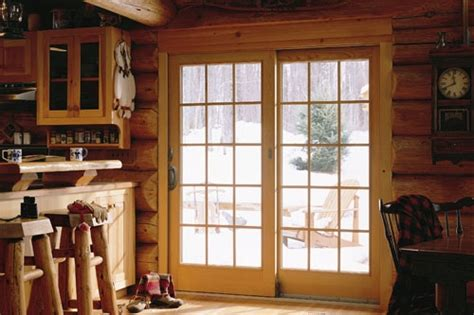 french sliding patio doors fargo  western products