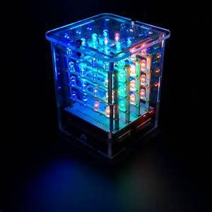 Led Cubes  U2013 Alitronik