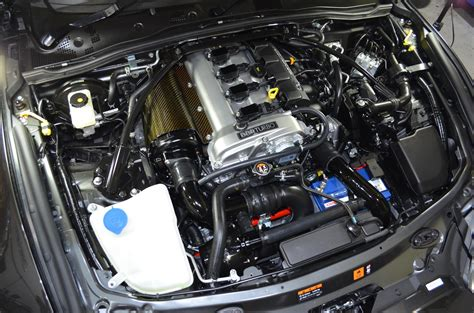 Nd Miata Turbo Kit by Bbr Takes The Mazda Mx 5 Nd To 248 Hp With Stage 1 Turbo