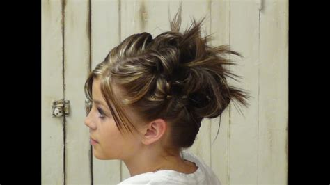 Updos Hairstyles For Hair by How To Style Hair Updo Styles For Hair Hairstyles