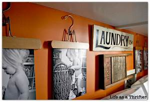 Great ideas 15 inspired decorating solutions for Diy laundry room art
